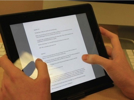 8 Positive Findings from 4 Year 1:1 iPad Initiative | Edtech PK-12 | Scoop.it