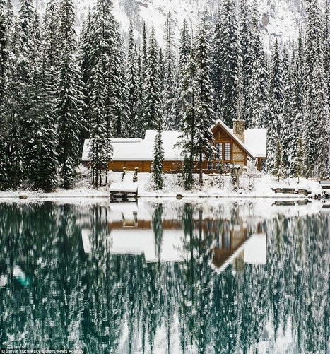 Photographer Reveals Stunning Images That Unveil The Canadian Country | Everything from Social Media to F1 to Photography to Anything Interesting | Scoop.it