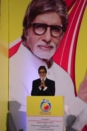 Big B : Superstar with a super heart | CSRlive.in (CSR, Sustainability News, Analysis & Connect in India) | Scoop.it