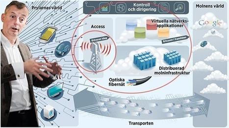 Här är Ericssons nya molnstrategi   Bredband   Scoop.it