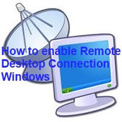 How to enable Remote Desktop Connection Windows 7, 8 and Server 2008, 2012   SaveInTrash   Scoop.it