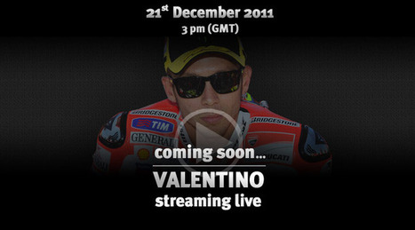 Don't Forget! Dainese Live Event With Valentino Rossi - Dec 21, 3pm Italian time | Ductalk Ducati News | Scoop.it