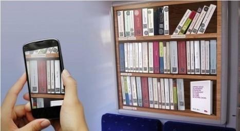 Lorraine: des bibliothèques numériques dans les trains | Digital society | Scoop.it