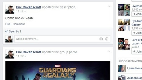 Facebook Groups Are Underrated, Here's How to Make Them Awesome | SpisanieTO | Scoop.it