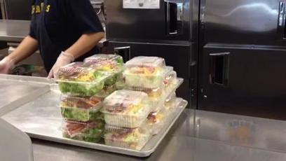 Video: Schools adjust to lunch lessons - Sioux Falls Argus Leader | food at school | Scoop.it