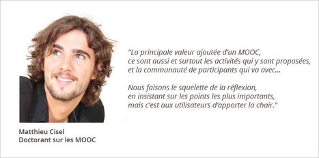 "Interview Matthieu Cisel ""Monter un MOOC de A à Z"" 
