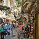 Nederlanders geven fors minder uit in Griekenland | Griekenland | Scoop.it