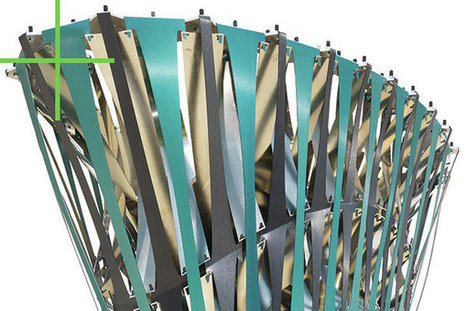 Award: Exo Structural Tower | Architecture, design & algorithms | Scoop.it