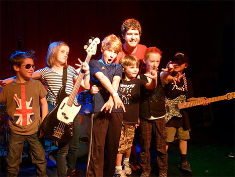 Dave Simon's Rock School Celebrates its Ten Year Anniversary | Dave Simon's Rock School | Scoop.it