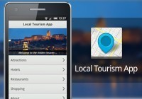 Local Tourism App | Android | Java | ChupaMobile | android source code | Scoop.it