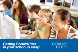 BoomWriter | Read, Write, Compete... And Get Published! | Technology tools for teaching French | Scoop.it