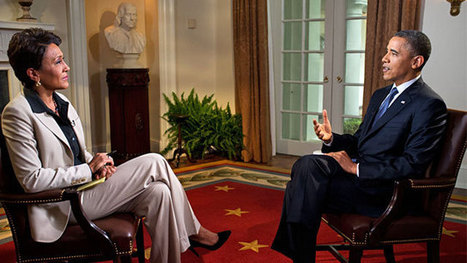 Transcript: Robin Roberts Interview With President Obama | In Defense  Of Gay Marriage | Scoop.it