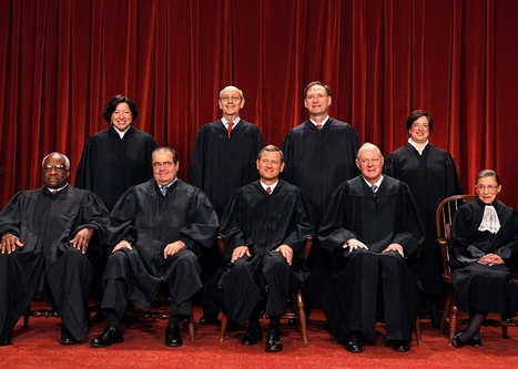 The Supreme Court Is Losing Public Approval and Prestige | United States Politics | Scoop.it