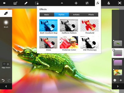 Adobe Photoshop Touch hits iPad 2 for US$9.99   9to5Mac   Apple Intelligence   DSLR video and Photography   Scoop.it