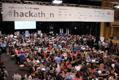 Which Programming Languages Get Used Most At Hackathons? | Digital, Science, Innovation and Business | Scoop.it