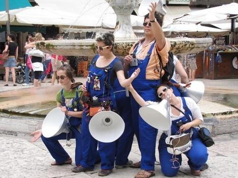 Vienna Noise Orchestra | DESARTSONNANTS - CRÉATION SONORE ET ENVIRONNEMENT - ENVIRONMENTAL SOUND ART - PAYSAGES ET ECOLOGIE SONORE | Scoop.it
