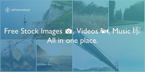AllTheFreeStock, banco de música, videos e imágenes gratuitas | FOTOTECA INFANTIL | Scoop.it