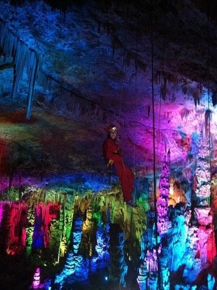 La Grotte de la Salamandre - Cévennes Tourisme : vacances et weekend au coeur du Parc National des Cévennes   Les Cévennes comme on les aime !   Scoop.it
