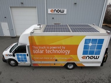 How Solar Energy Could Reduce Vehicle Idling | Technology in Business Today | Scoop.it