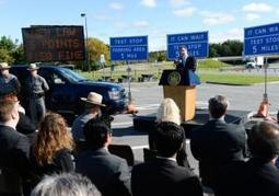 Gov. Cuomo announces 'texting zones' to cut down distracted driving | It's Show Prep for Radio | Scoop.it