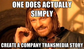 Organizations and transmedia - it all makes sense | V's Future of TV | Scoop.it