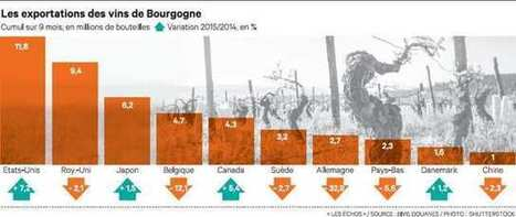 La pénurie fait du vin de Bourgogne unproduit de luxe | Verres de Contact | Scoop.it