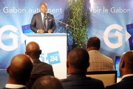 Au Gabon, Ali Bongo se dote d'une chaîne d'information en continu | DocPresseESJ | Scoop.it