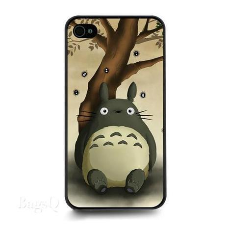 $ 35.99 Gray Cartoon Cat Painting Image Case for iPhone 5/5S&iPhone 4/4S | fashion | Scoop.it