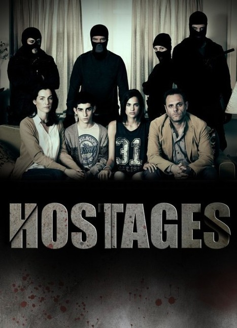 Hostages version Israël débarque sur Canal+ - | SMALL THINGS | | Hostages | Scoop.it