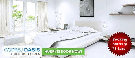 Godrej Oasis Sector 88A Gurgaon | Real Estate | Scoop.it