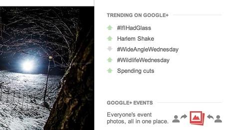 Google+ bekommt Trending Topics wie Twitter | enterprise google+ | Scoop.it