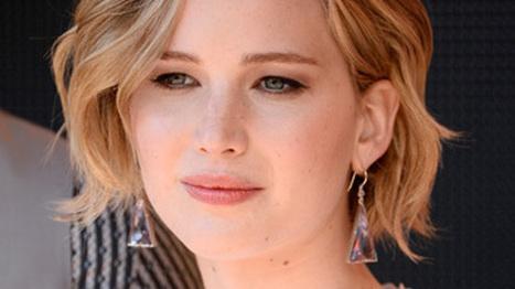 ¿Da o no da? El look de nena de Jennifer Lawrence en Cannes - TN.com.ar   Social:3   Scoop.it