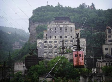 Stalin's Rope Roads | Outbreaks of Futurity | Scoop.it