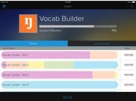 6 Great Apps for Learning Vocabulary | 21st Century Technology Integration | Scoop.it