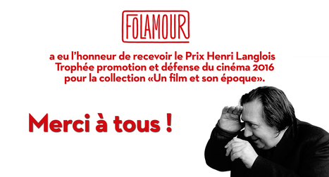 Prix Henri-Langlois 2016 | News Express | Scoop.it