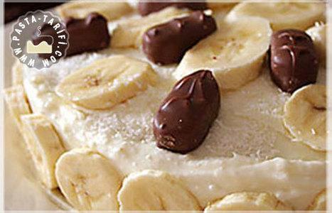 Hindistan Cevizli ve Muzlu Pasta Tarifi | Pasta Tarifleri | Scoop.it