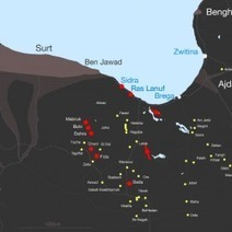 ISIS Damage to Libya's Oil infrustructure   Visual.ly   Public Relations & Social Media Insight   Scoop.it
