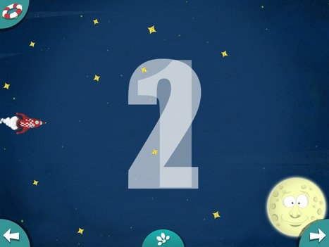 Livre interactif iPad: Le Voyage dans la Lune | FLE enfants | Scoop.it