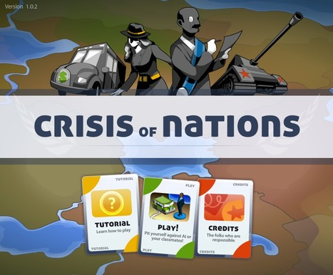 Crisis of Nations   Create: 2.0 Tools... and ESL   Scoop.it