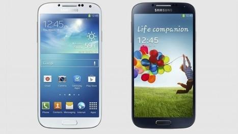 Características del nuevo Samsung Galaxy S IV | Mobile Technology | Scoop.it
