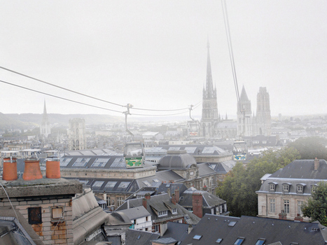 Circulation à Rouen : Une solution alternative de Play With Cathédrale.. | Le Major | #solupont | Spidercauchois | Scoop.it