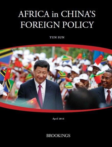Africa in China's Foreign Policy | Yun Sun, Brookings | Development | Scoop.it