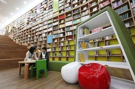 Korea's libraries are beginning a new chapter | Oh! Kpop stars celebrity news and gossip! | innovative libraries | Scoop.it
