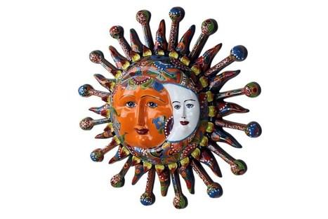 Talavera Sun and Moon - Medium | Talavera Sun and Moon – Medium | Scoop.it