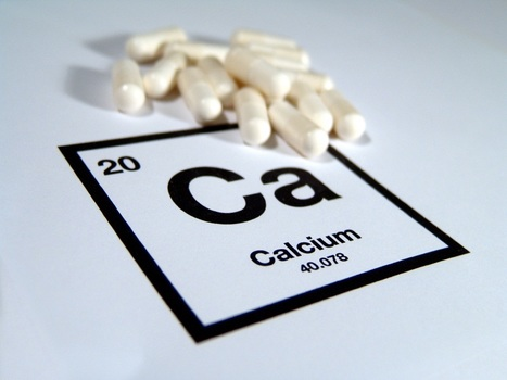 Calcium supplements may raise risk of plaque buildup in arteries and heart damage   Science and Tech news   Scoop.it