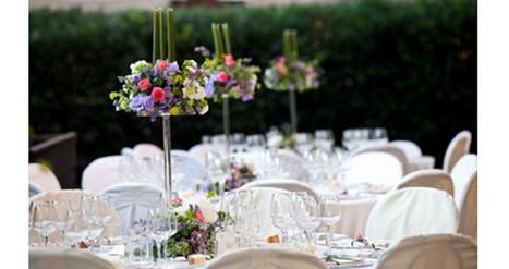 La scelta del catering per un ricevimento di nozze all aperto | Allestimenti floreali matrimoni.Ultime tendenze e consigli da Varese | Scoop.it