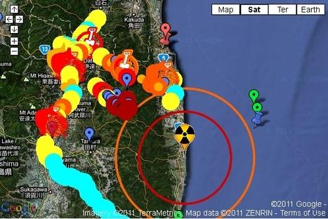 Japon : gestion des évacuations, radiations... l'alarme   Greenpeace   Japon : séisme, tsunami & conséquences   Scoop.it