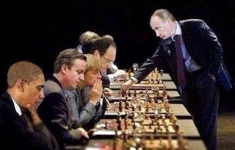 Fort Russ: Grandmaster Putin's Golden Trap. Part 2.3 The Sino-Russian Golden Alliance | Global politics | Scoop.it