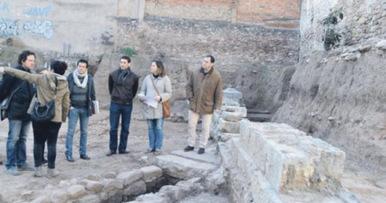 Hallan en el solar Quevedo de Sagunto la mayor plaza pública de la época romana | A | Scoop.it