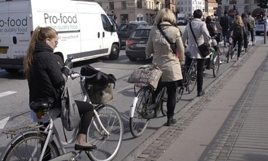 What Copenhagen can teach us about cycling | green streets | Scoop.it